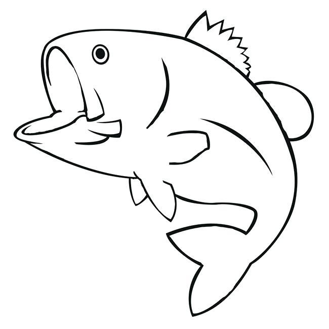 650x650 Small Fish Drawing Fish Small Fish Cartoon Drawings