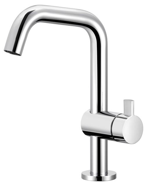 505x640 Keuco Fittings Plan Blue Washbasin Pillar Tap
