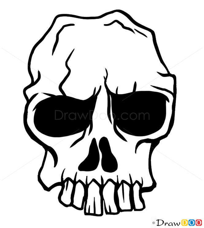 665x745 Pirate Drawing Creepy For Free Download