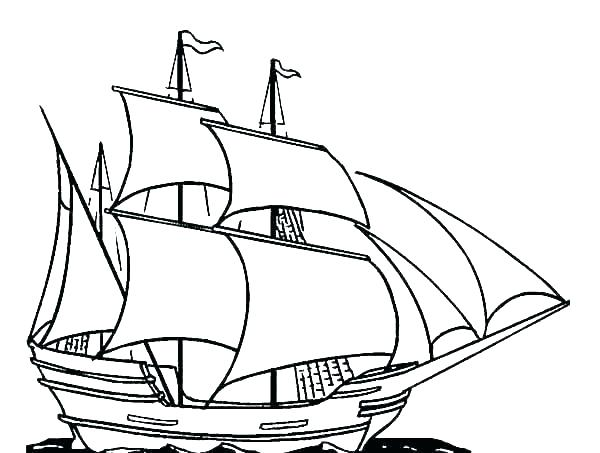 600x453 ship coloring pages gigantic cruise ship coloring pages free ship