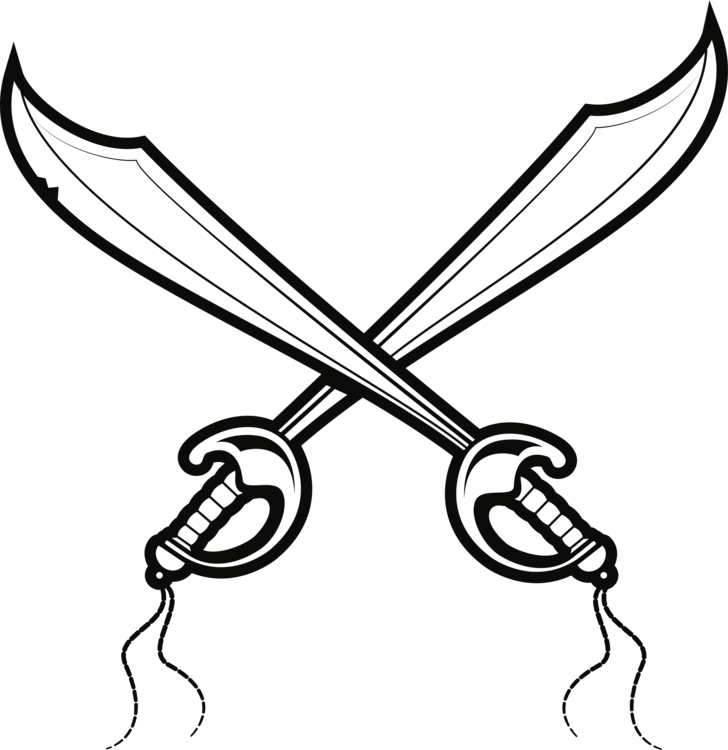 728x750 Huge Collection Of 'pirate Sword Drawing' Download More Than