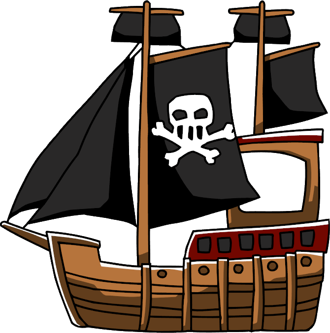 670x677 Pirate Boat Transparent Png Clipart Free Download