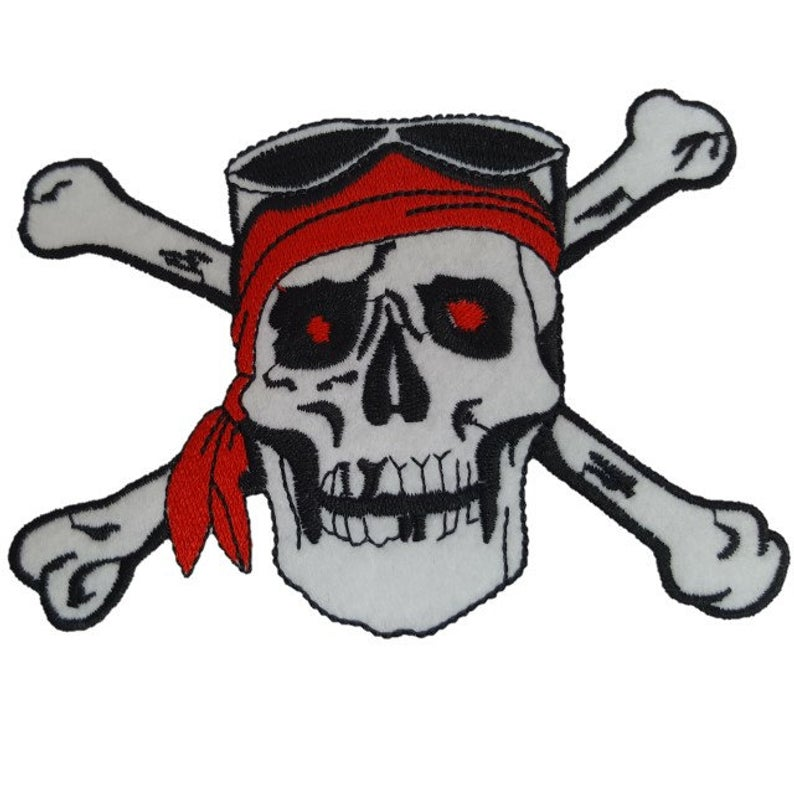 794x794 large pirate skull and crossbones iron on patch iron on patch etsy