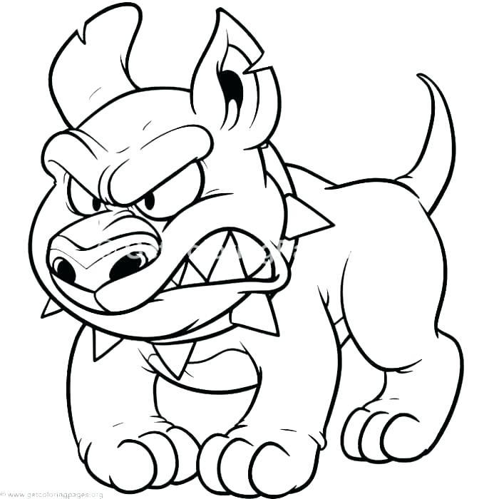 700x700 Pitbull Drawing Pitbull Drawings Easy