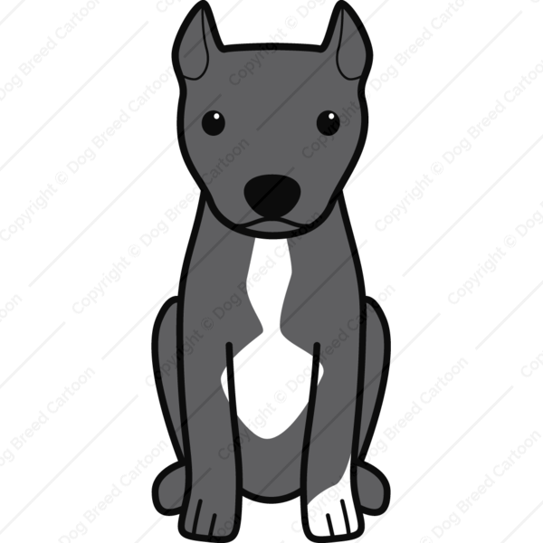 600x600 Terrier Drawing Bull Transparent Png Clipart Free Download