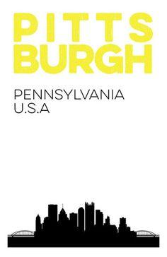 Pittsburgh Drawings