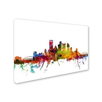 355x355 Pittsburgh Pennsylvania Skyline