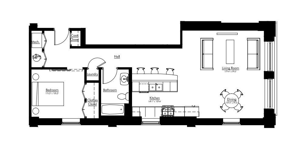 985x475 Lando Lofts At Penn Apartments Pittsburgh, Pa