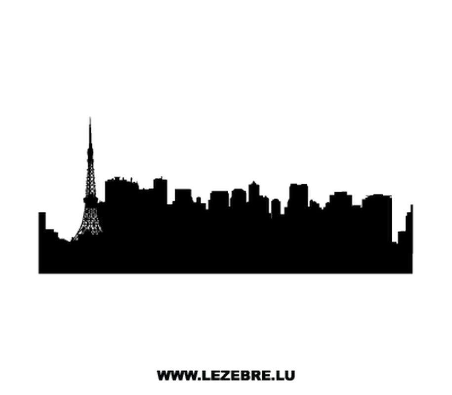 915x800 Tokyo Drawing Skyline Tokyo For Free Download