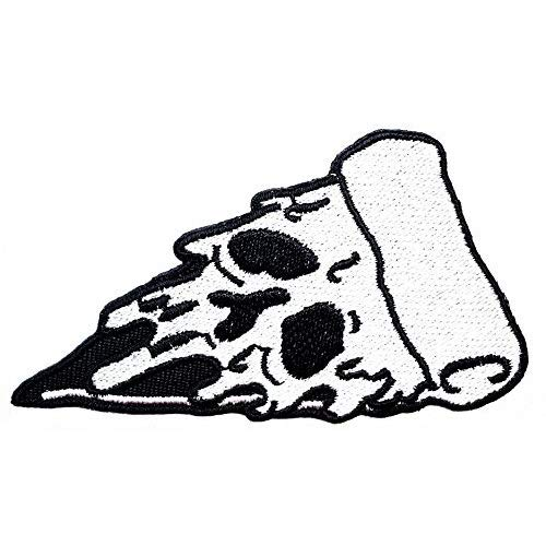 500x500 Skull Pizza Hut Cooking Chef Kid Baby Cartoon Patch