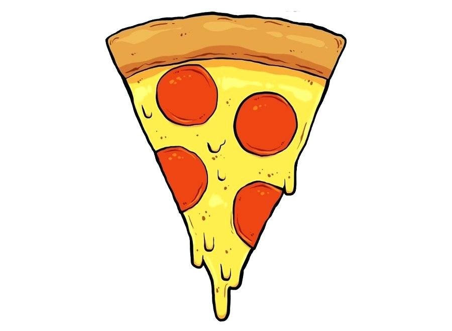 900x660 Drawing Pizza Hand Drawing Pizza Drawing Pizza Reddit