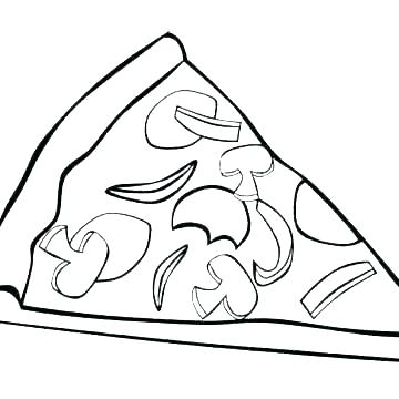 360x360 Pizza Hut Coloring Pages Pizza Hut Coloring Pages Pizza Drawing