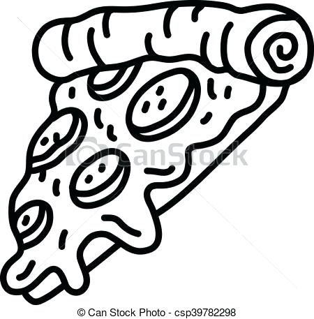 450x457 Pizza Slice Drawing Cartoon Pizza Slice Happy Cartoon Pizza Slice