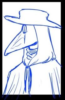 208x319 fear the plague doctor the fear mythos