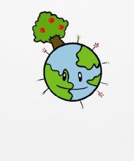 190x228 Earth Drawing