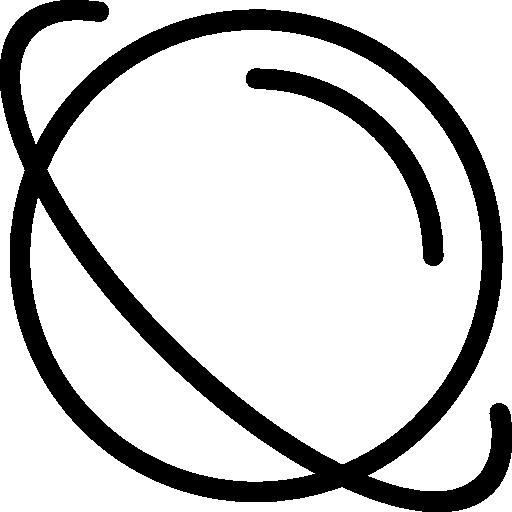 512x512 Planet, Line, Circle, Transparent Png Image Clipart Free Download