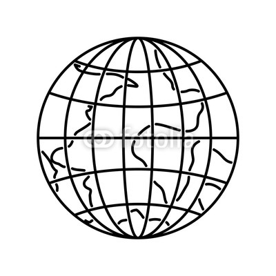 400x400 World Planet Lines Icon Buy Photos Ap Images Detailview
