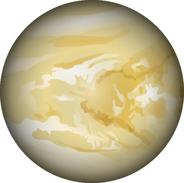 600x598 Collection Of Free Solar System Clipart Venus Planet Amusement