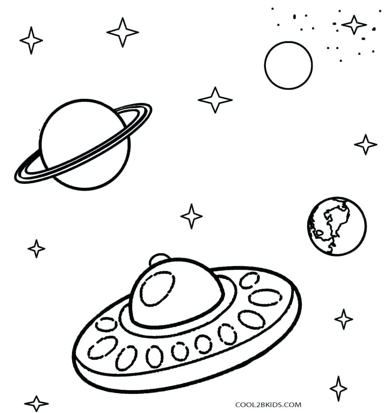 800x847 Planet Mercury Drawing At Free For Personal Use Coloring Pages
