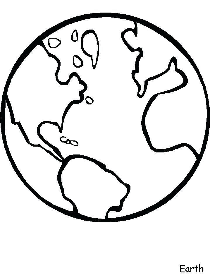 718x957 Planet Pictures To Color Drawing For Kids At Free Personal Use