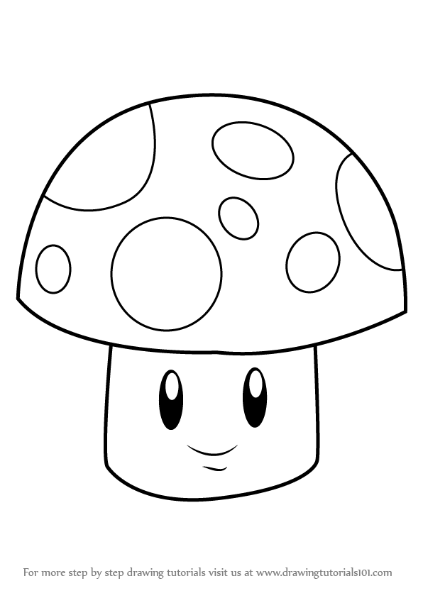 596x843 Learn How To Draw Sun Shroom From Plants Vs Zombies