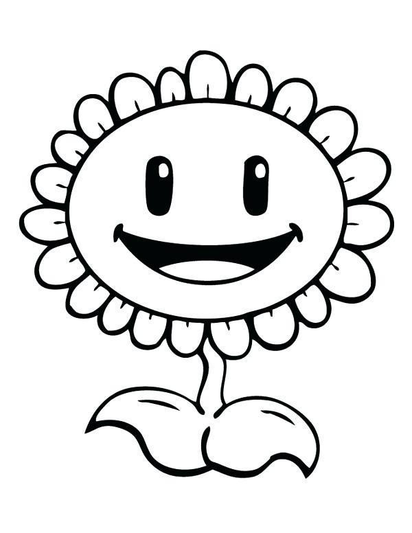600x776 Plant Vs Zombie Coloring Pages Plants Vs Zombies Coloring Pages