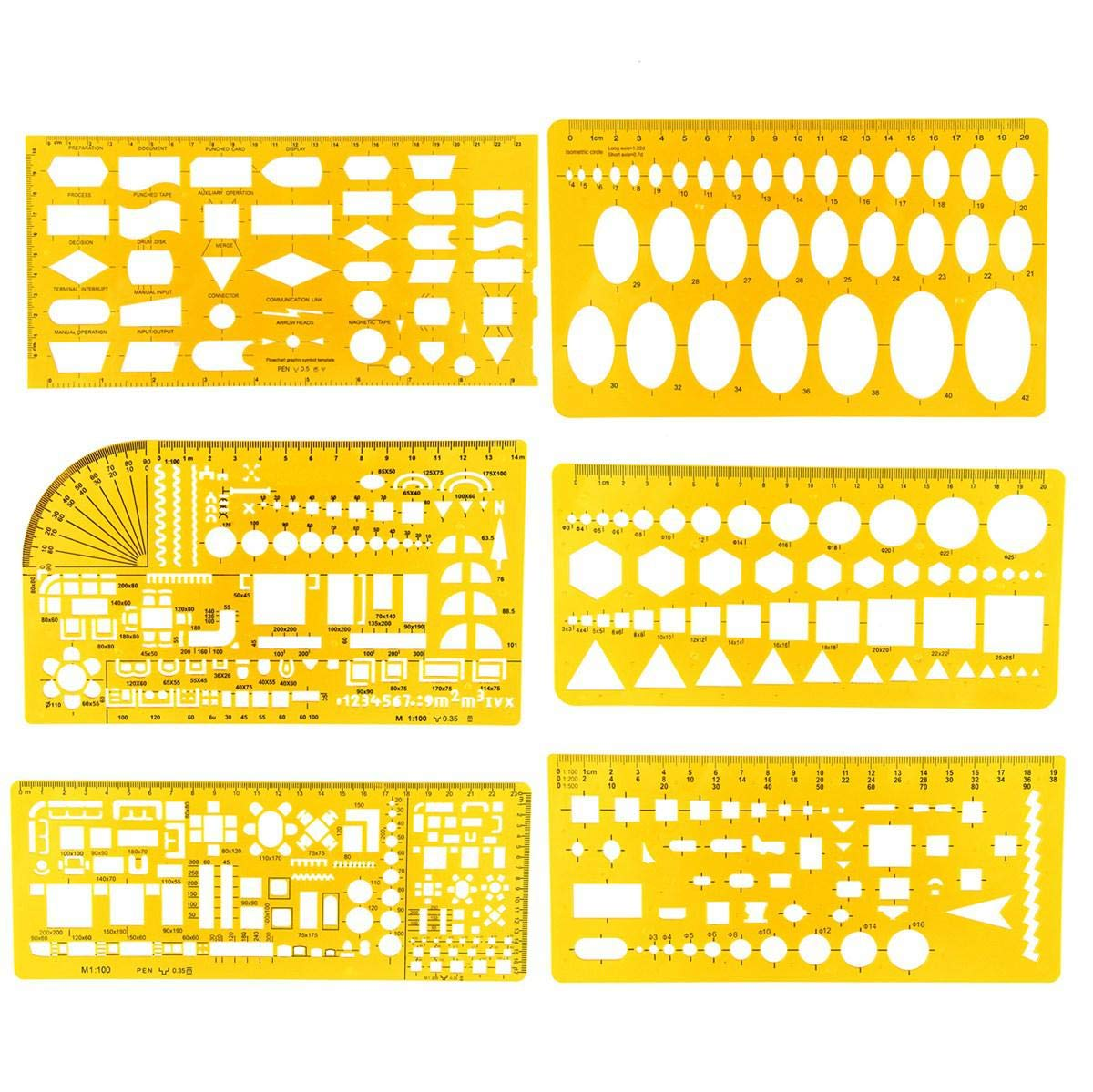 1200x1199 Pieces Geometric Drawings Templates Measuring