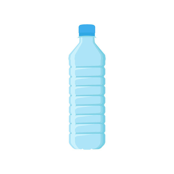 Plastic Water Bottle Drawing | Free download best Plastic