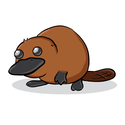 432x432 Ferb Drawing Platypus Transparent Png Clipart Free Download