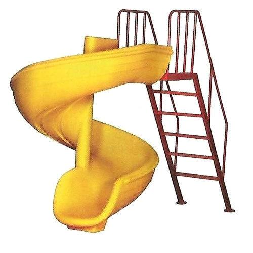 500x500 Spiral Slide