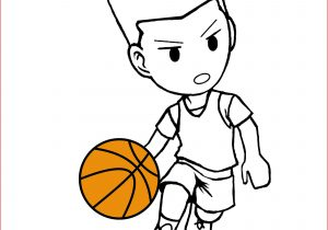 Playing Basketball Drawing Free Download Best Playing