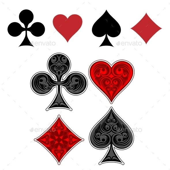 590x590 playing card suit icons fonts logos icons suit card, cards