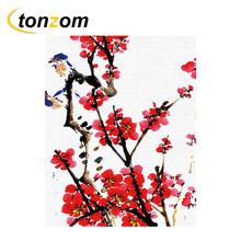 220x220 plum blossom canvas promotion shop for promotional plum blossom