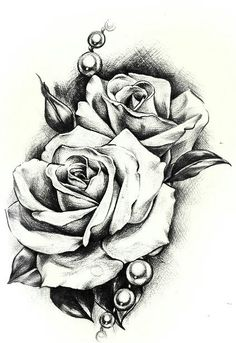 236x343 best rose drawing tattoo images rose drawing tattoo, tattoo