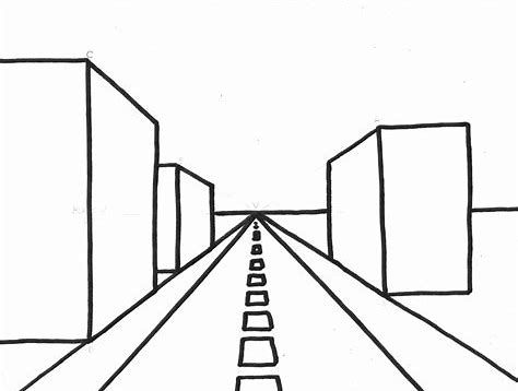 474x358 Image Result For Easy One Point Perspective Drawings Art