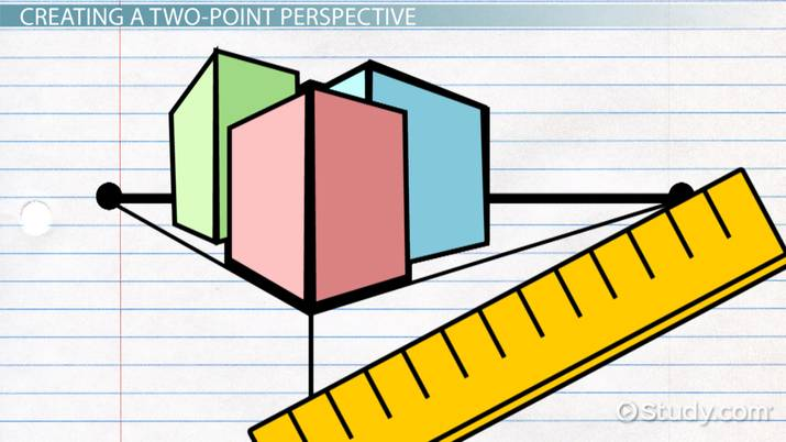 715x402 Two Point Perspective Drawing Definition Examples