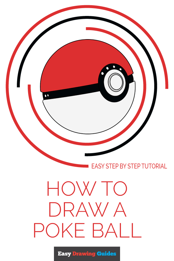 600x900 how to draw a poke ball