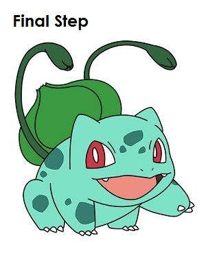 300x388 pokemon bulbasaur drawing pokemon in drawings, pokemon