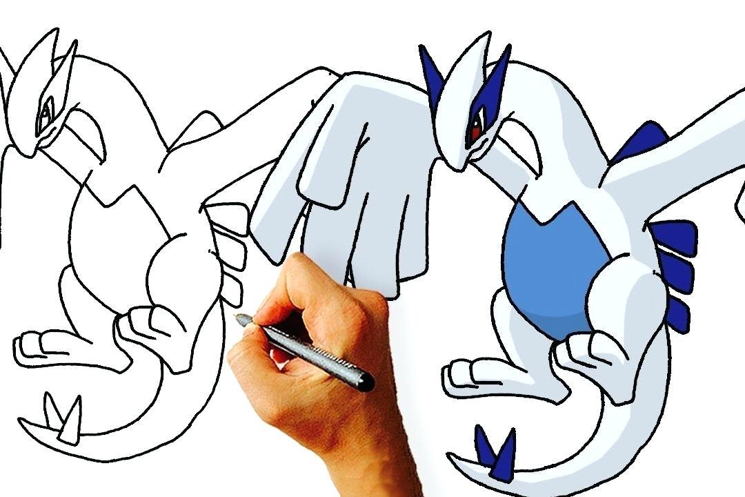 1080x720 How To Draw Gengar How To Draw Mega To Draw Pokemon