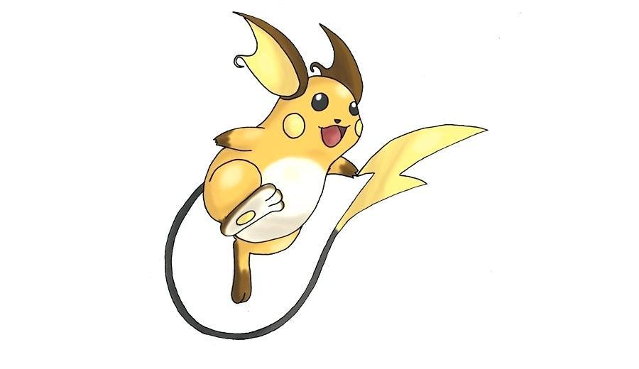 900x520 How To Draw Pokemon Raichu Go How To Draw