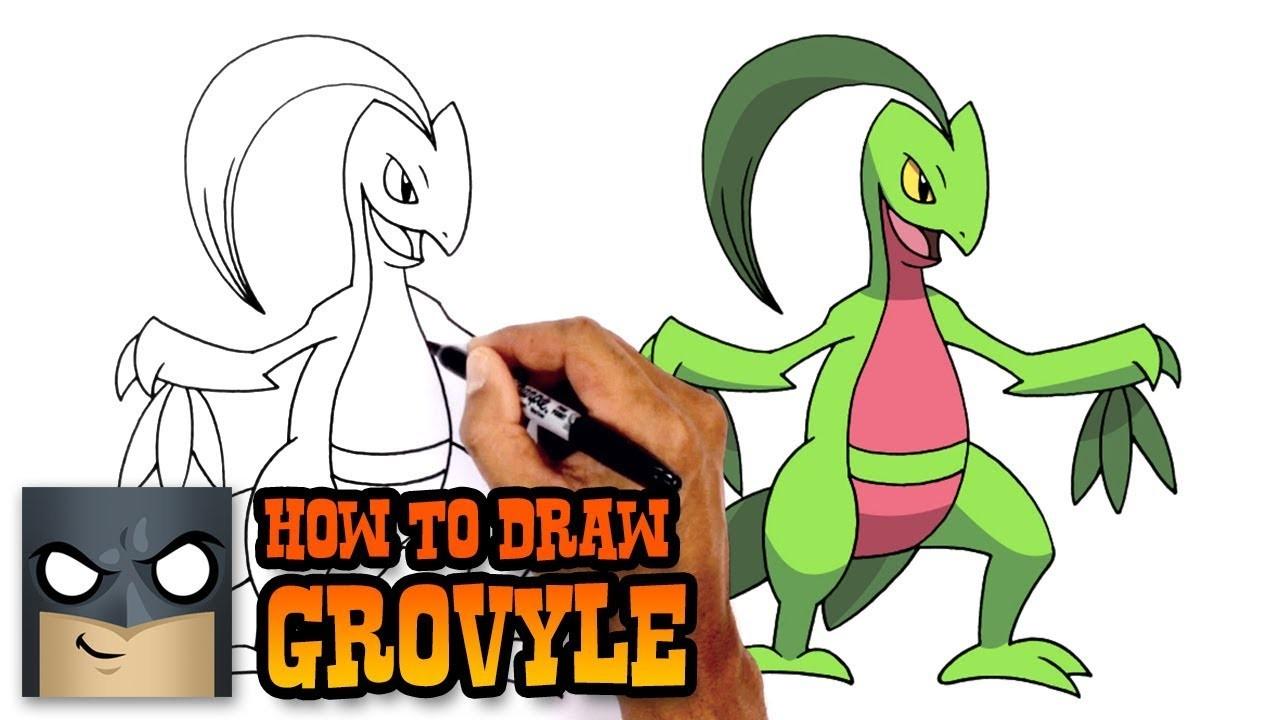 1280x720 Pokemon Drawing