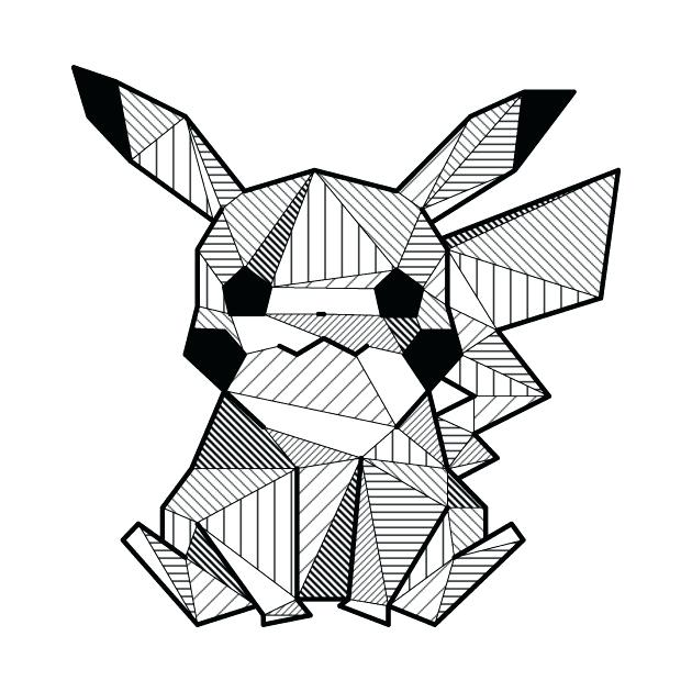 630x630 pokemon line drawing line line pokemon pikachu line drawing zupa