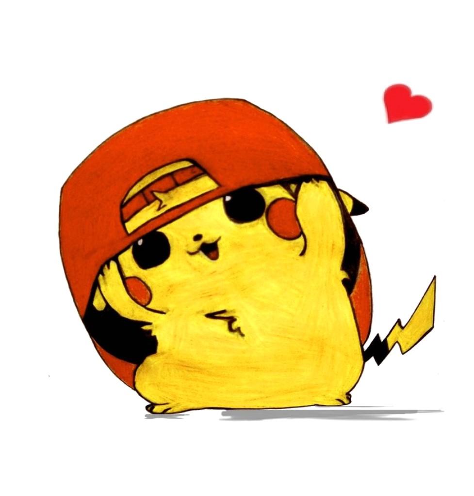 977x1024 Pokemon Pikachu Drawing Cute