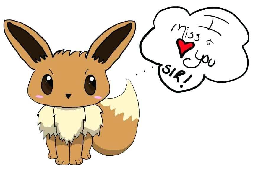 900x600 Drawing Eevee Drawing Pokemon All Eevee Evolutions