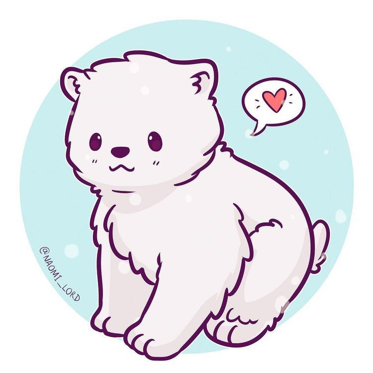 750x750 little polar bear loves you cuties to brighten your day
