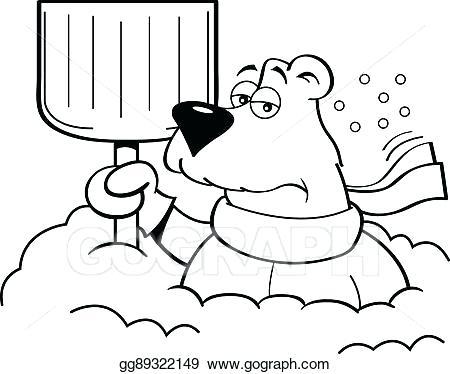 450x374 polar bear outline easy bear drawing outline drawing teddy bear