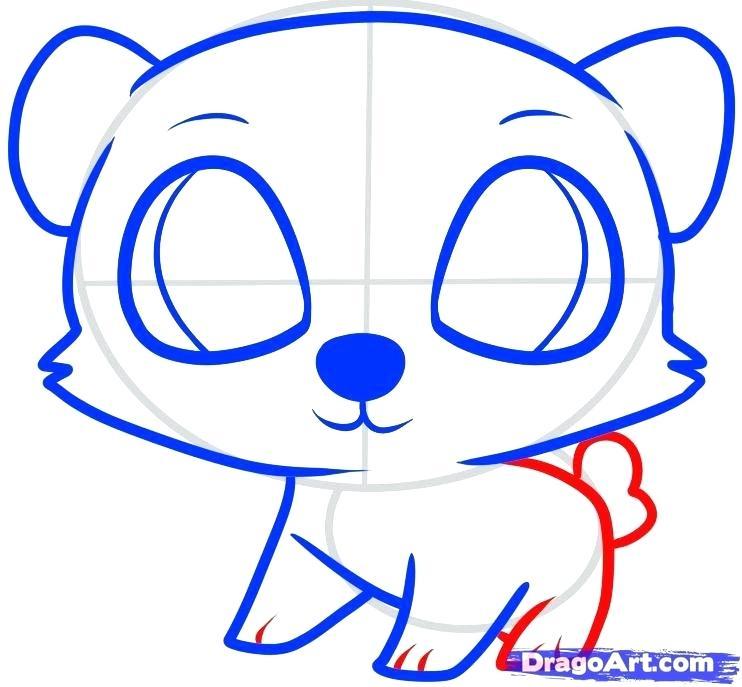 742x687 drawing of polar bear draw polar bear guided drawing polar bear