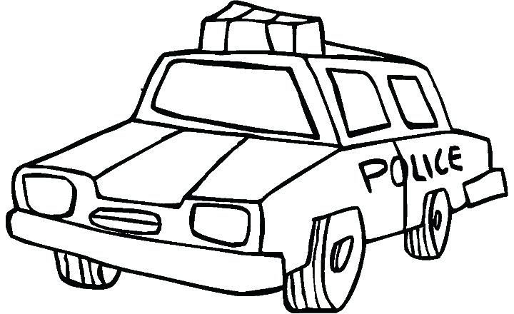 720x440 Police Car Coloring Sheets Car Coloring Cool Car Coloring Pages