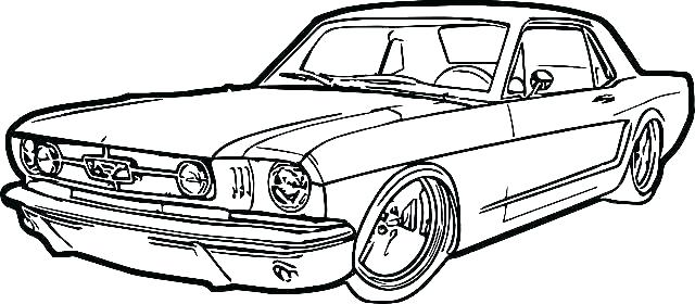 640x280 Car Colouring Picture Truck Colouring Pictures To Print