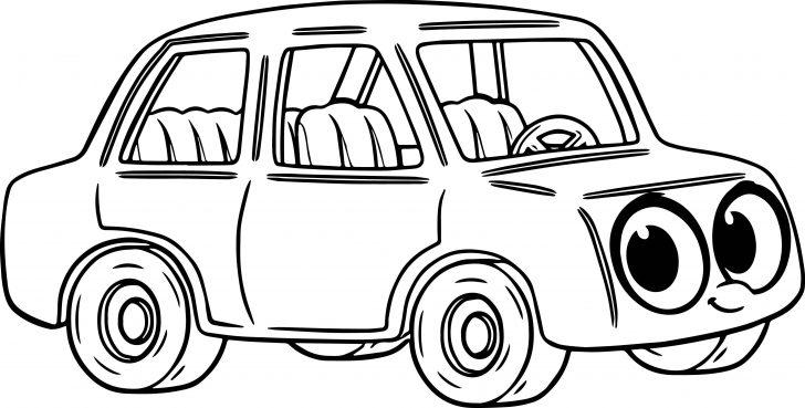 728x369 Cartoon Race Car Drawing Step